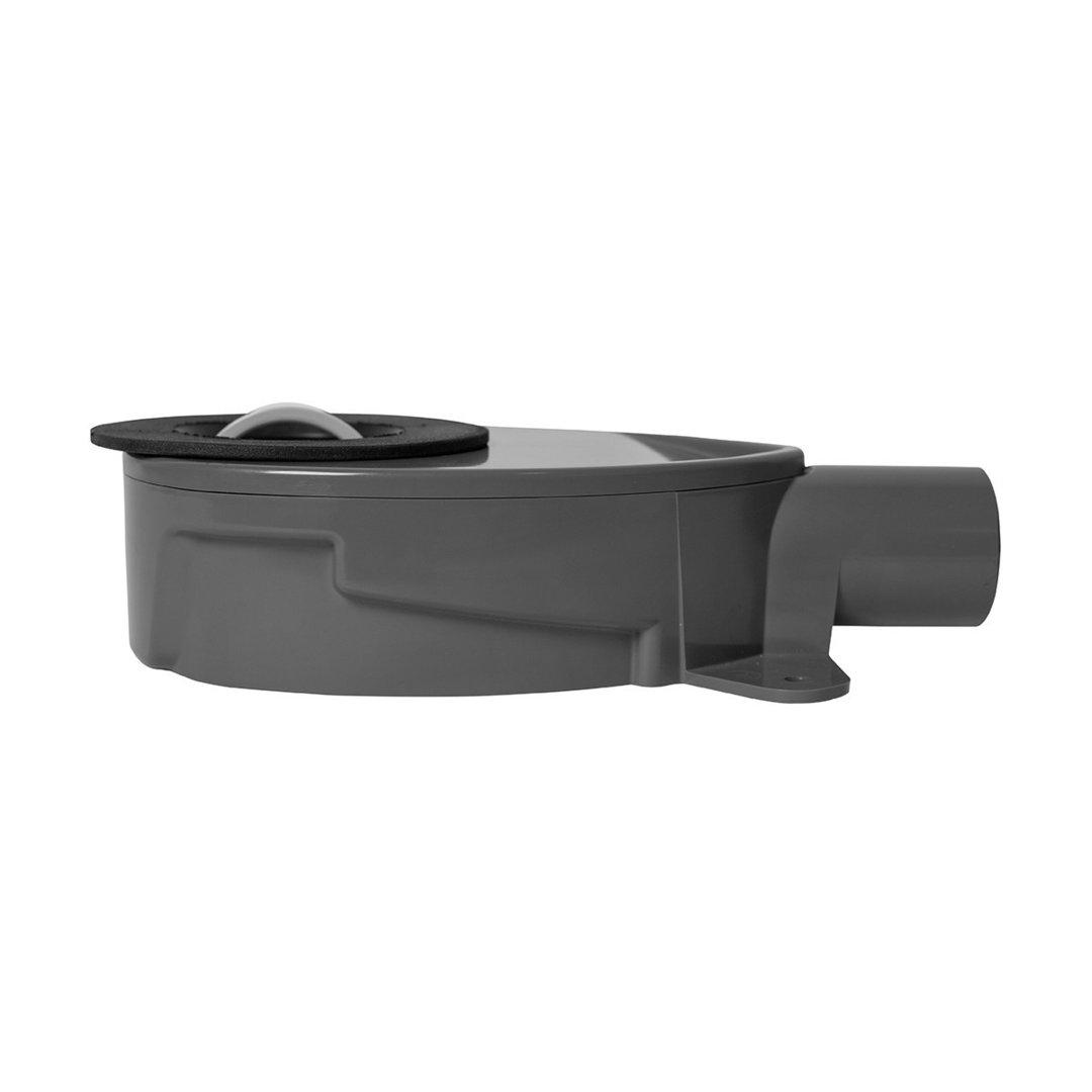 easy drain m2 flacher siphon flie san gmbh webshop. Black Bedroom Furniture Sets. Home Design Ideas
